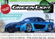 GreenLight Magazine #8 - 2017