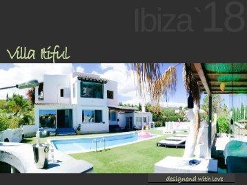 Villa Itiful Ibiza