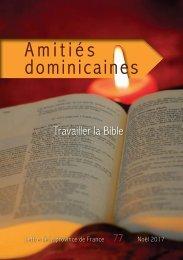 Amitiés dominicaines 77