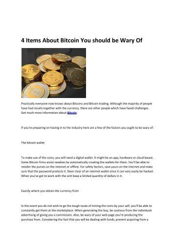5 Bitcoin