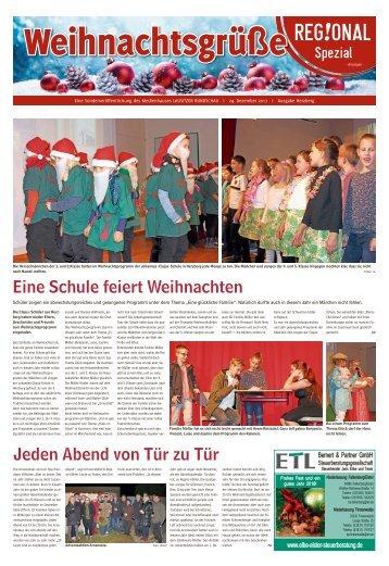 Weihnachtsgruessse Herzberg