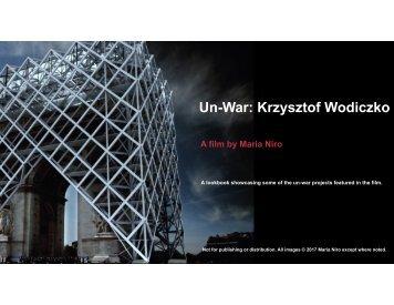 LOOKBOOK Un-War 2017
