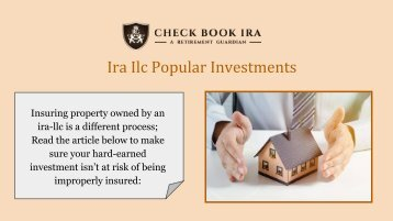 Checkbook Control | Checkbook Ira Llc