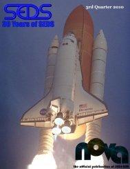 3rd Quarter NOVA Magazine of 2010 - Students for the Exploration ...