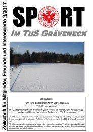 TuS Gräveneck Zeitschrift 3 - 2017