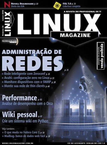 Linux Magazine Administração De Redes.pdf - Labjor