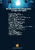 50 Information Technology Ideas for Capstone Papers - Page 2