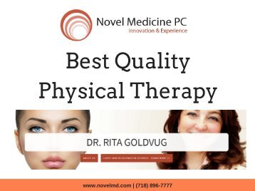 Best Quality Physical Therapy