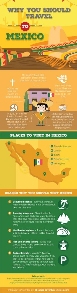 How To Make Your Mexico Tour More Adventurous