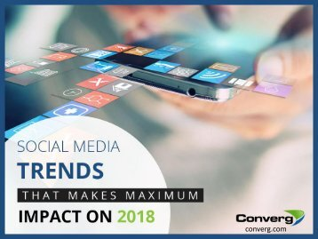 Social Media Marketing in Kansas City – Top Trends of 2018