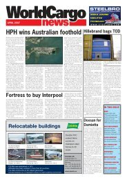 HPH wins Australian foothold - WorldCargo News Online