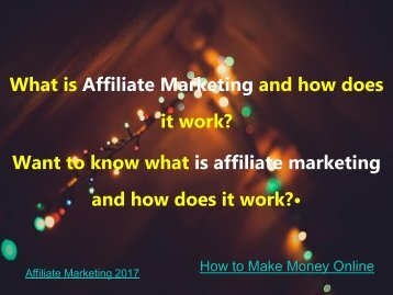 How to Make Money Online That lifestyle ninja