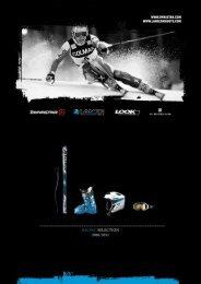 RaCING SELECTION 2010/2011 - Skiforum