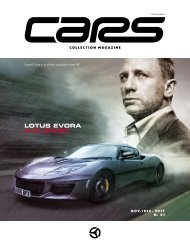 CARS COLLECTION MAGAZINE 1