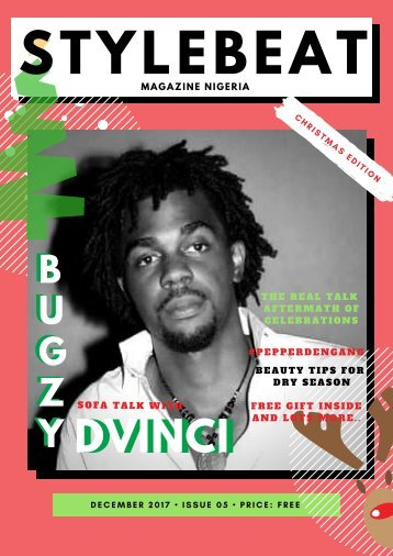 STYLEBEAT MAG. DECEMBER 2017-holiday edition