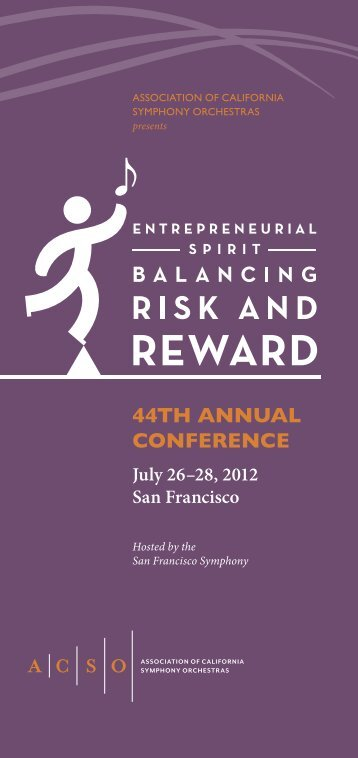 Download the Conference Program - ACSO