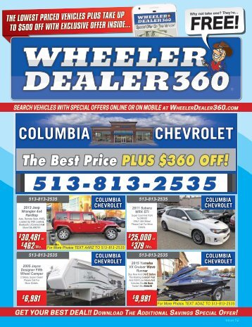 Wheeler Dealer 360 Issue 52, 2017