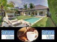 villas for rent in Seminyak