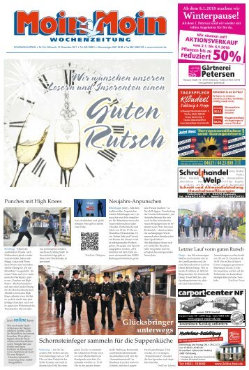 MoinMoin Schleswig 52 2017