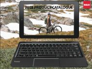 2018 Venturer Product Catalogue