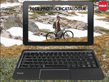 2018 Venturer Product Catalogue