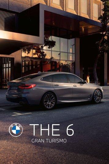 BMW 6-serie Gran Turismo Maj 2018