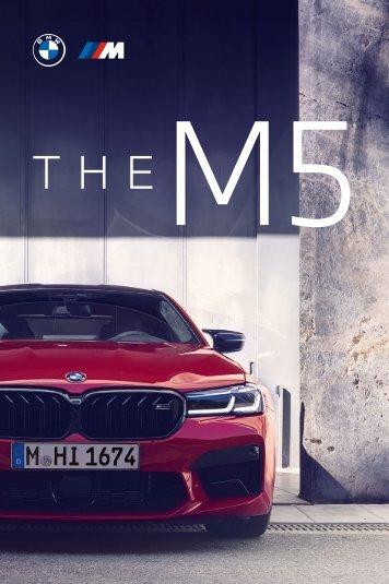 BMW M5 november 2018