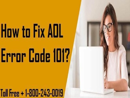 How to Fix AOL error code 101? 1-800-243-0019 for assistance