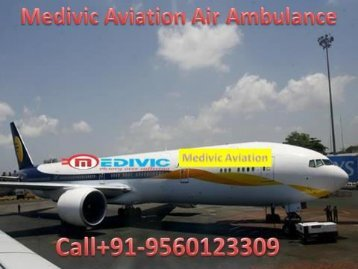 Avail Medivic-Air-Ambulance-Patna-to-Delhi-at-Low-Fare