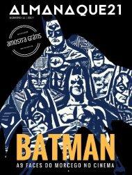 ALMANAQUE21: Batman - Amostra Grátis