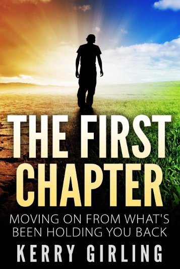 The First Chapter - inspirational ebook, motivation