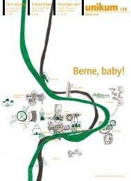 Berne, baby! unikum 128 - StudentInnenschaft der Universität Bern