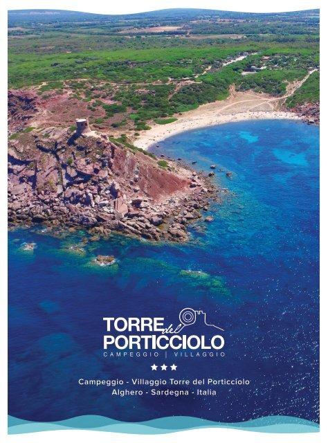 Brochure Camping Village Torre Del Porticciolo 2018