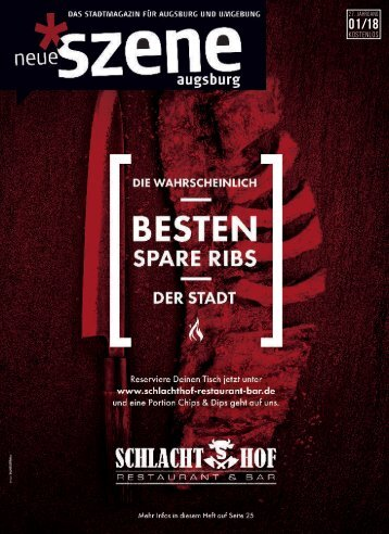 Neue Szene Augsburg 2018-01