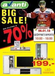 Big Sale -70%