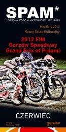 2012 FIM Gorzów Speedway Grand Prix of Poland
