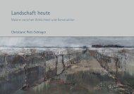 Landschaft Malerei Katalog 2016