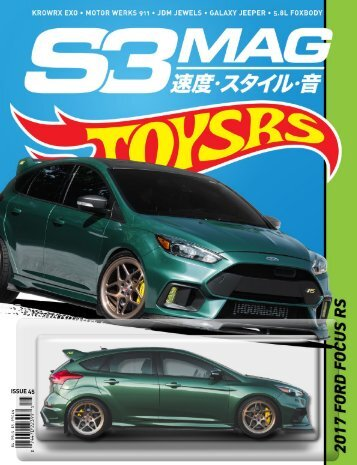 S3 Magazine // Issue 45