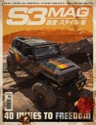 S3 Magazine // Issue 44