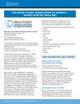Maine Brain Injury and Stroke Resource Directory: 2nd Edition - Page 6