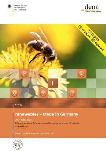 juwi Holding AG - Renewables Made in Germany