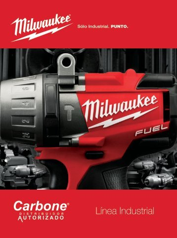 Catalogo Milwaukee Linea Industrial