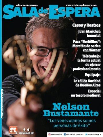 Revista Sala de Espera Venezuela Nro. 157 diciembre 2017 - enero 2018