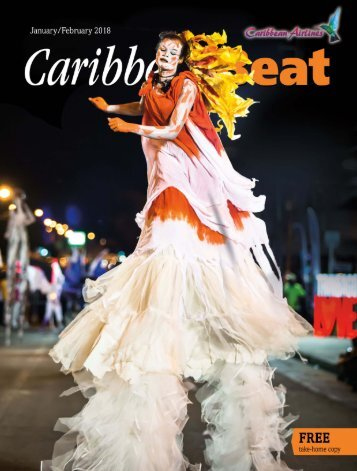 Caribbean Beat — January/February 2018 (#149)