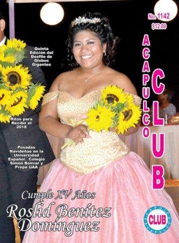 Revista Acapulco Club 1142