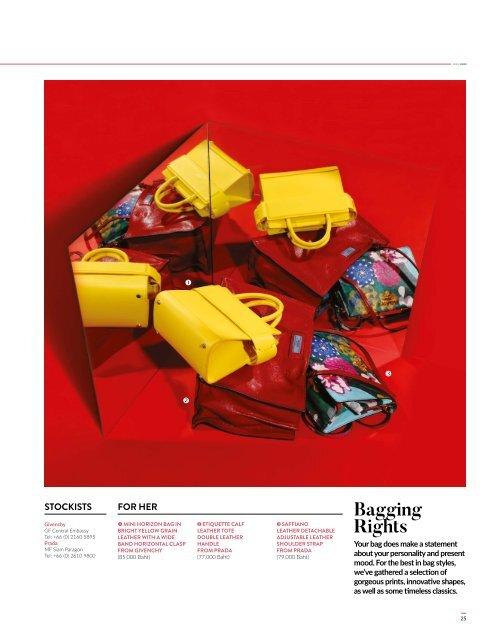 Fah Thai Magazine Jan-Feb 2018