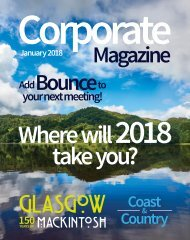 Corporate Magazine January 2018