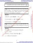 PHÂN LOẠI VÀ PHƯƠNG PHÁP GIẢI NHANH BÀI TOÁN GIAO THOA ÁNH SÁNG - Page 6