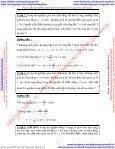 PHÂN LOẠI VÀ PHƯƠNG PHÁP GIẢI NHANH BÀI TOÁN GIAO THOA ÁNH SÁNG - Page 7
