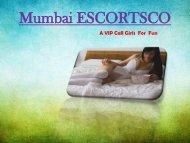 Mumbai Escorts|Mumbai ESCORTSCO